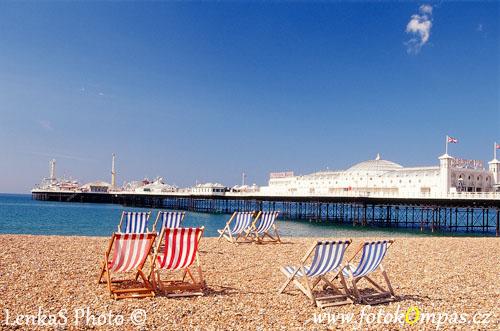 Zajímavosti Anglie Brighton
