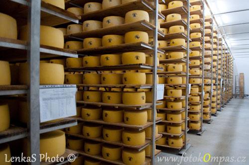 Azory sýrárna