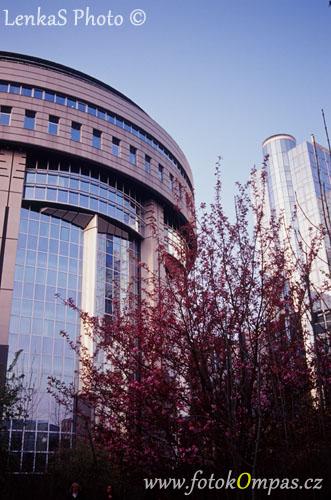 Brusel - Evropský parlament