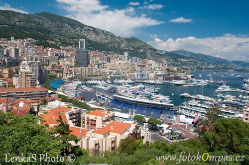 Cestopis Monako