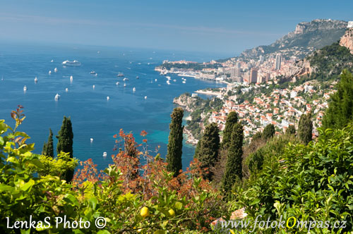 Monako a Francouzská riviéra
