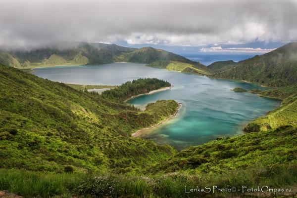 Lagoa do Fogo Azory