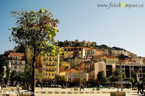 Lisabon Castelo São Jorge