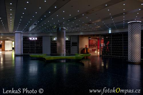Cestopis z Azor a první noc na letišti v Lisabonu