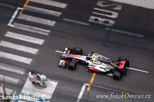 Monako Velká cena Formule1