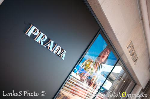 Monako butik Prada