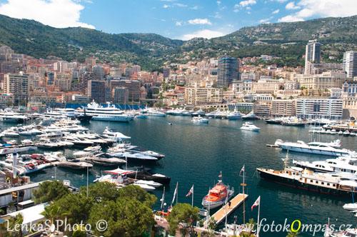 Monako přístav