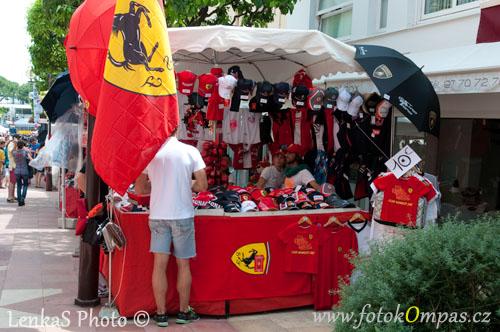 Monako před Velkou cenou