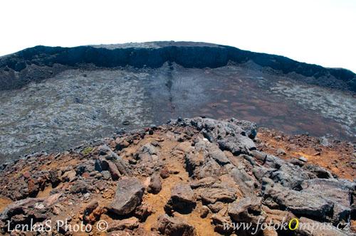 Pico hlavní kráter