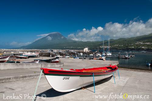 Pico přístav Lajes