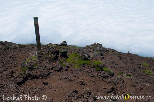 Pico výstup nahoru