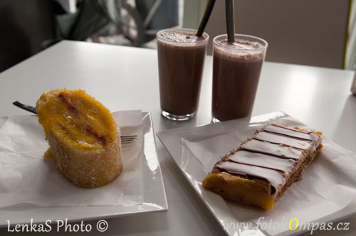 Snídaně Azory