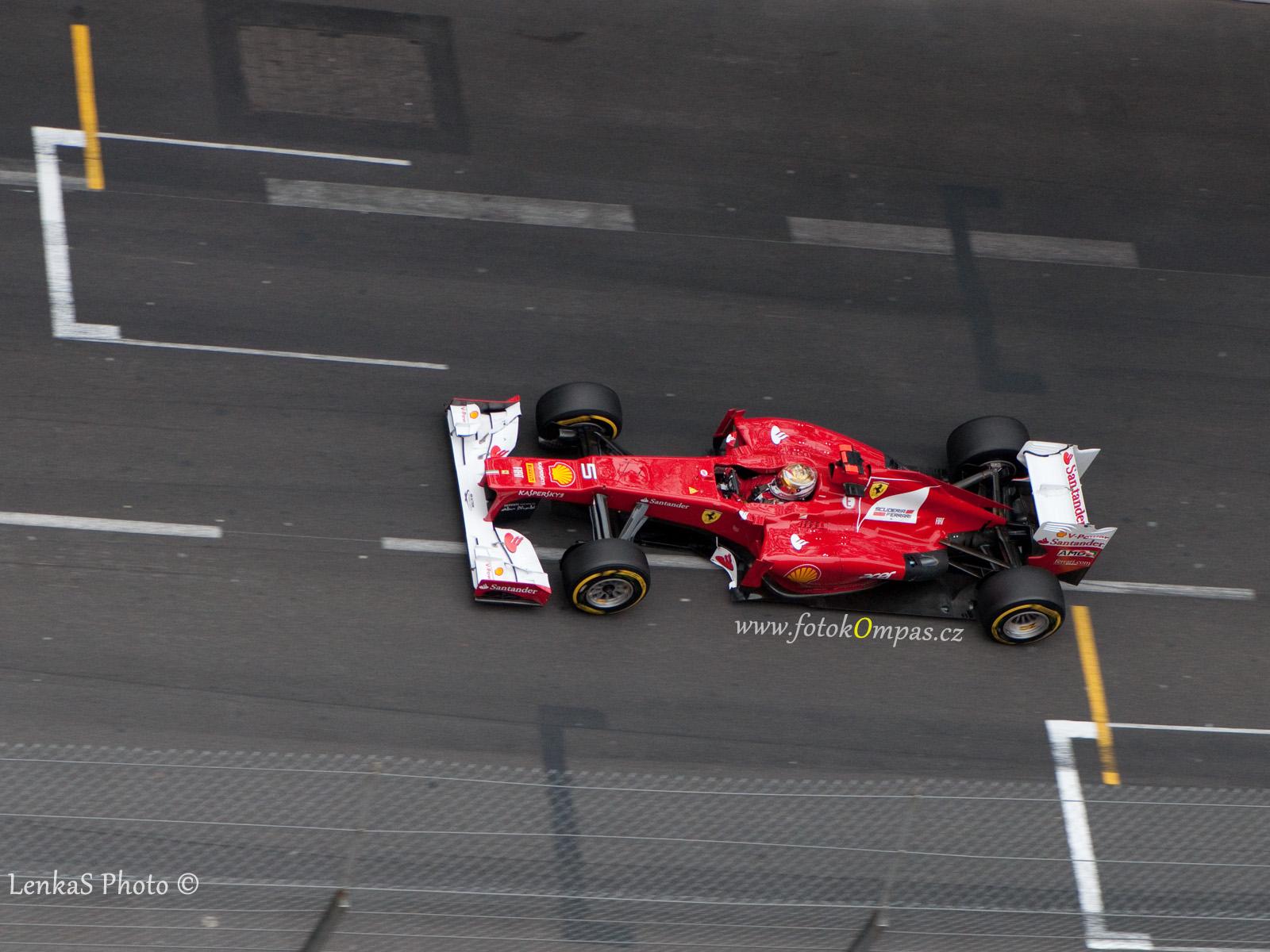 Tapeta na plochu PC Ferrari