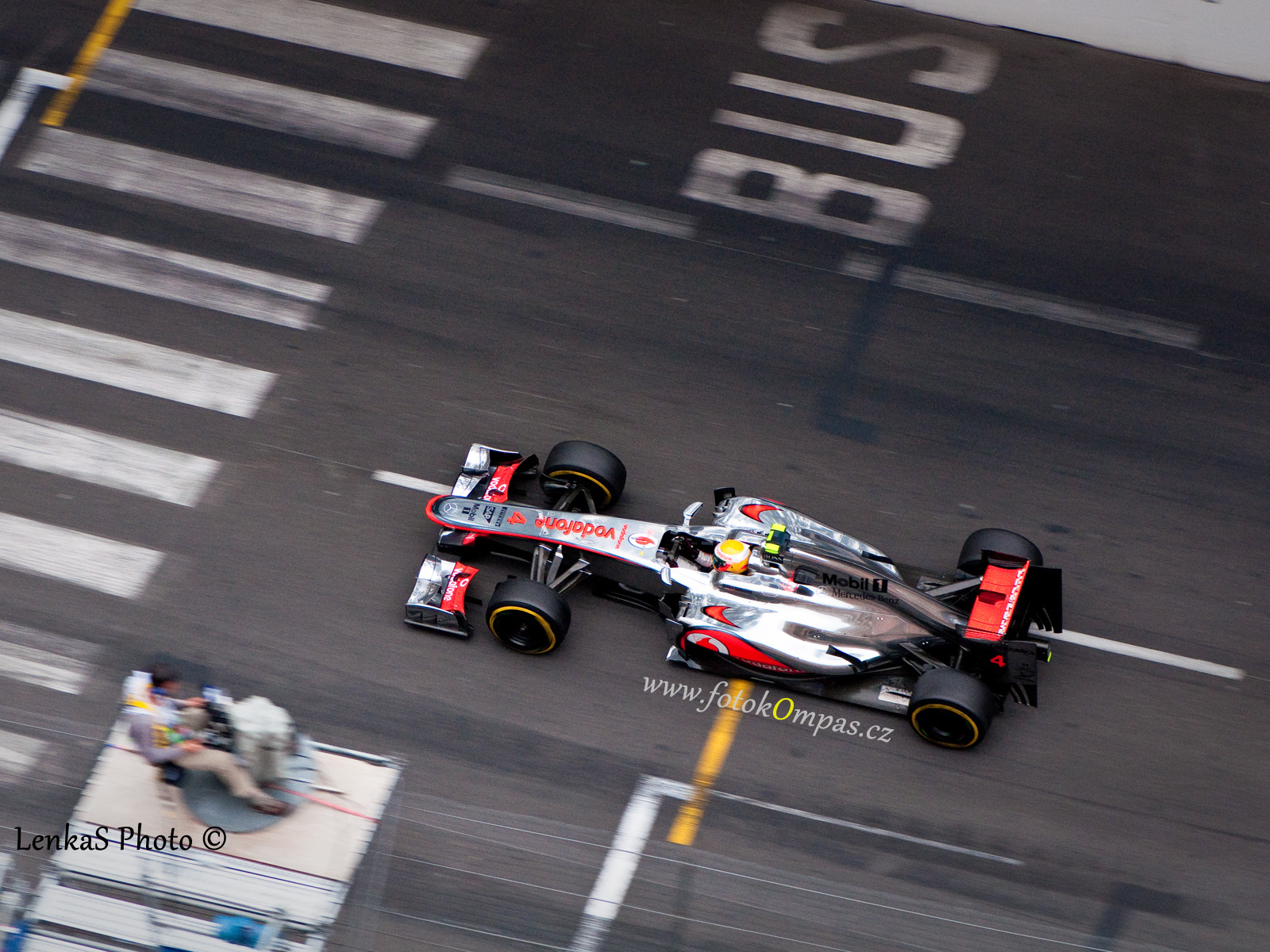 Tapeta na plochu Formule1