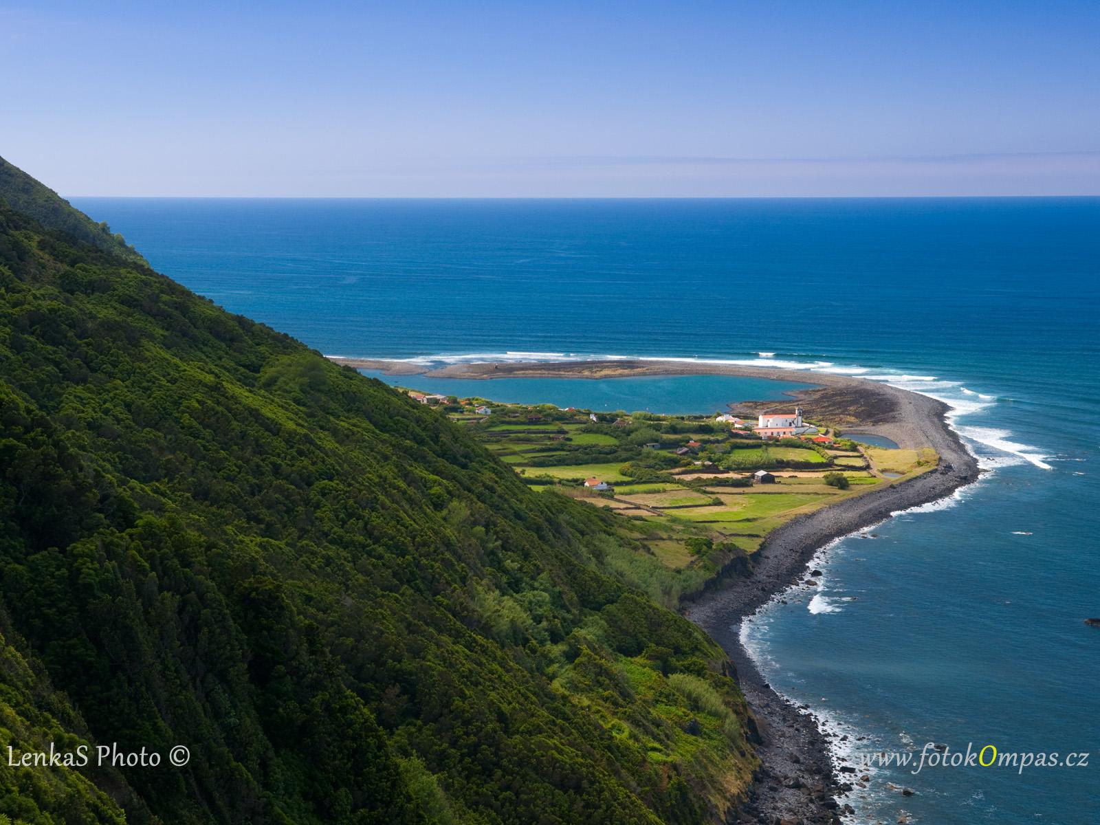Obrázky na plochu Azorské ostrovy