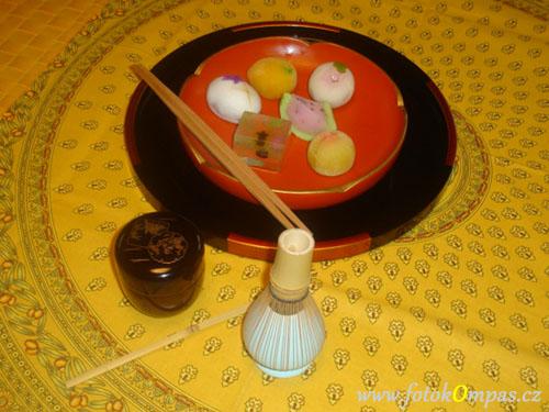 Zajímavosti Japonska a sladkosti