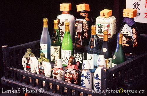 Zajímavosti Japonska saké